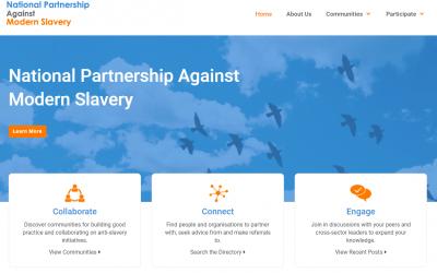 National Partnership Against Modern Slavery